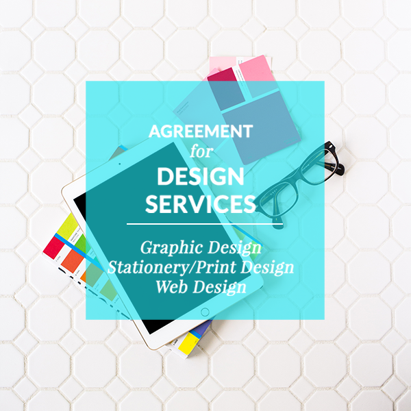 graphic design contract templatepng