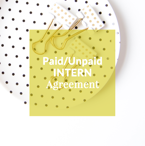 Internship Agreement Contract Template.png  Contract Templates