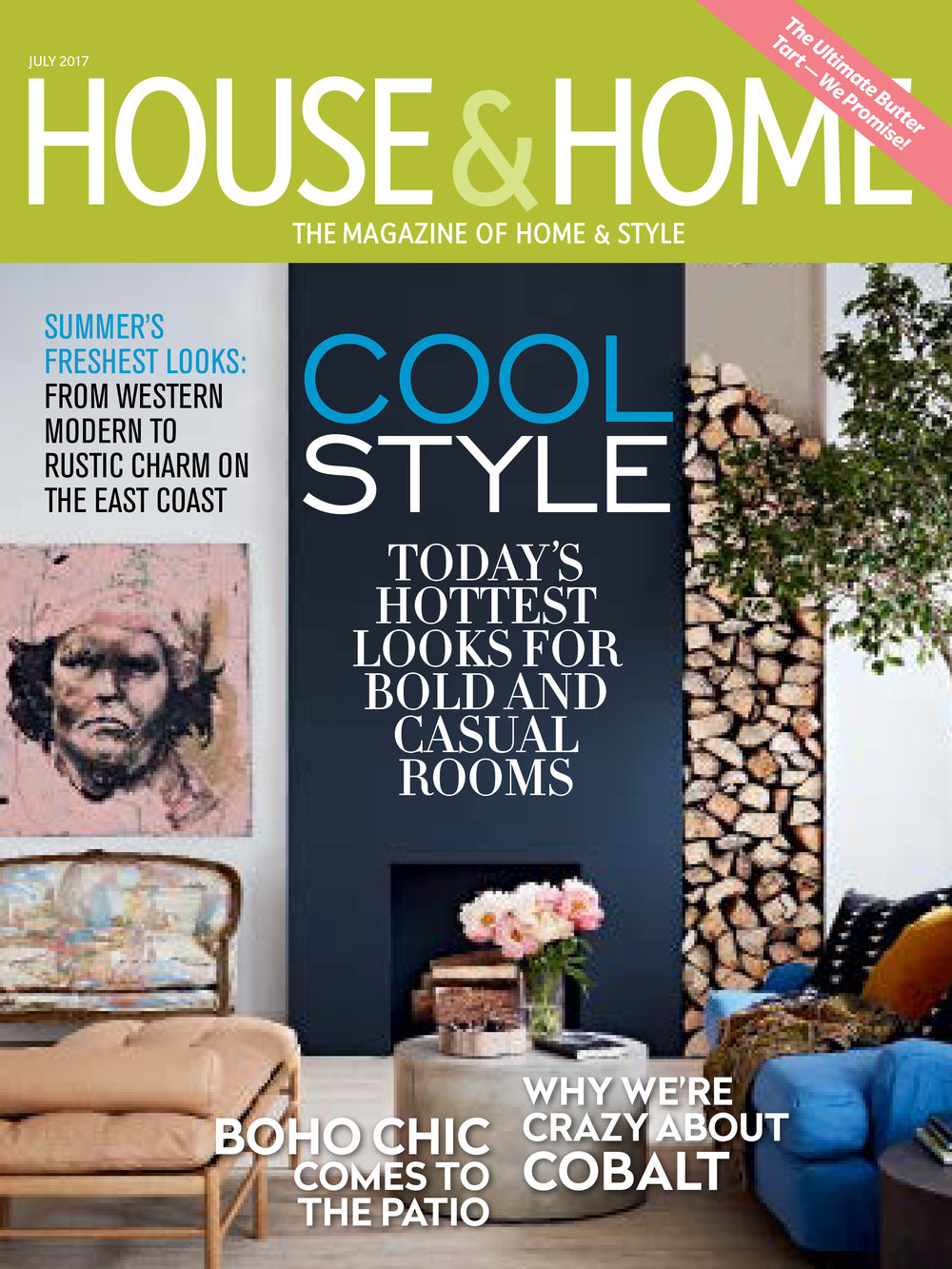 House & Home - July 2017