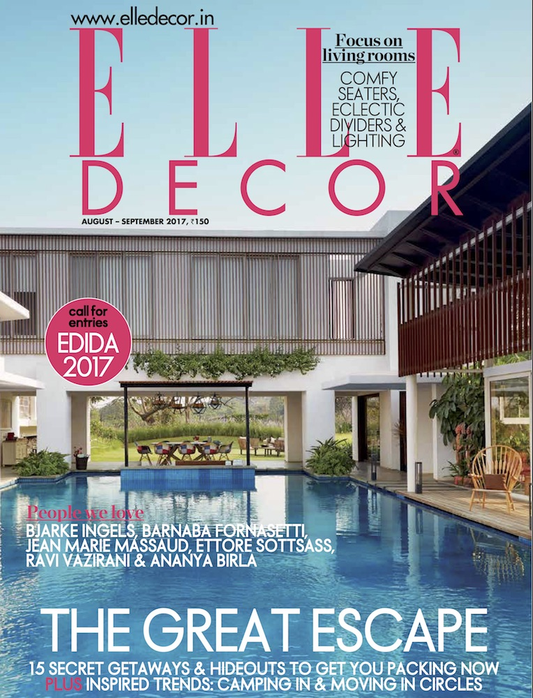 Elle Decor India - August 2017