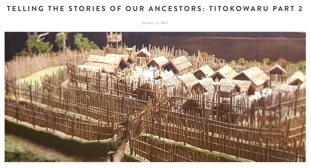 Maui Studios Ancestors