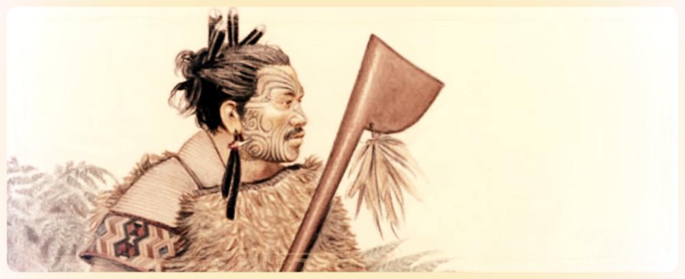 Maui Studios Māori Chief