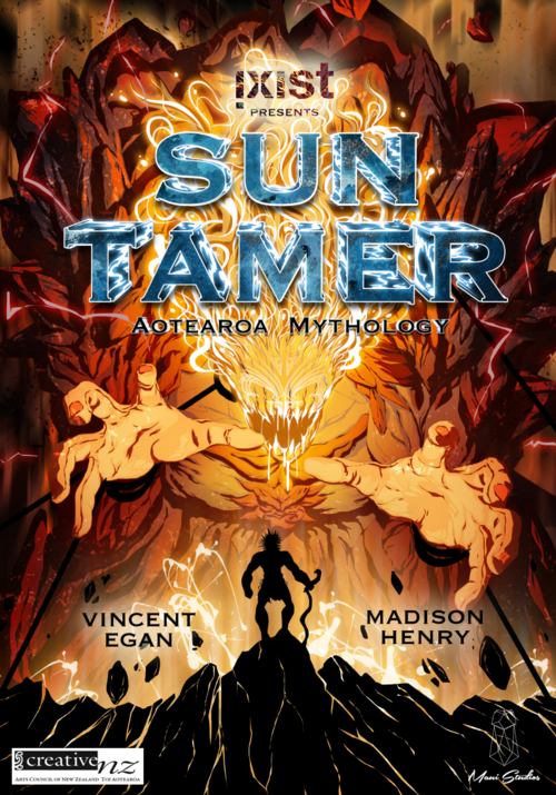 The Sun Tamer (Maui and the Sun Revisited)