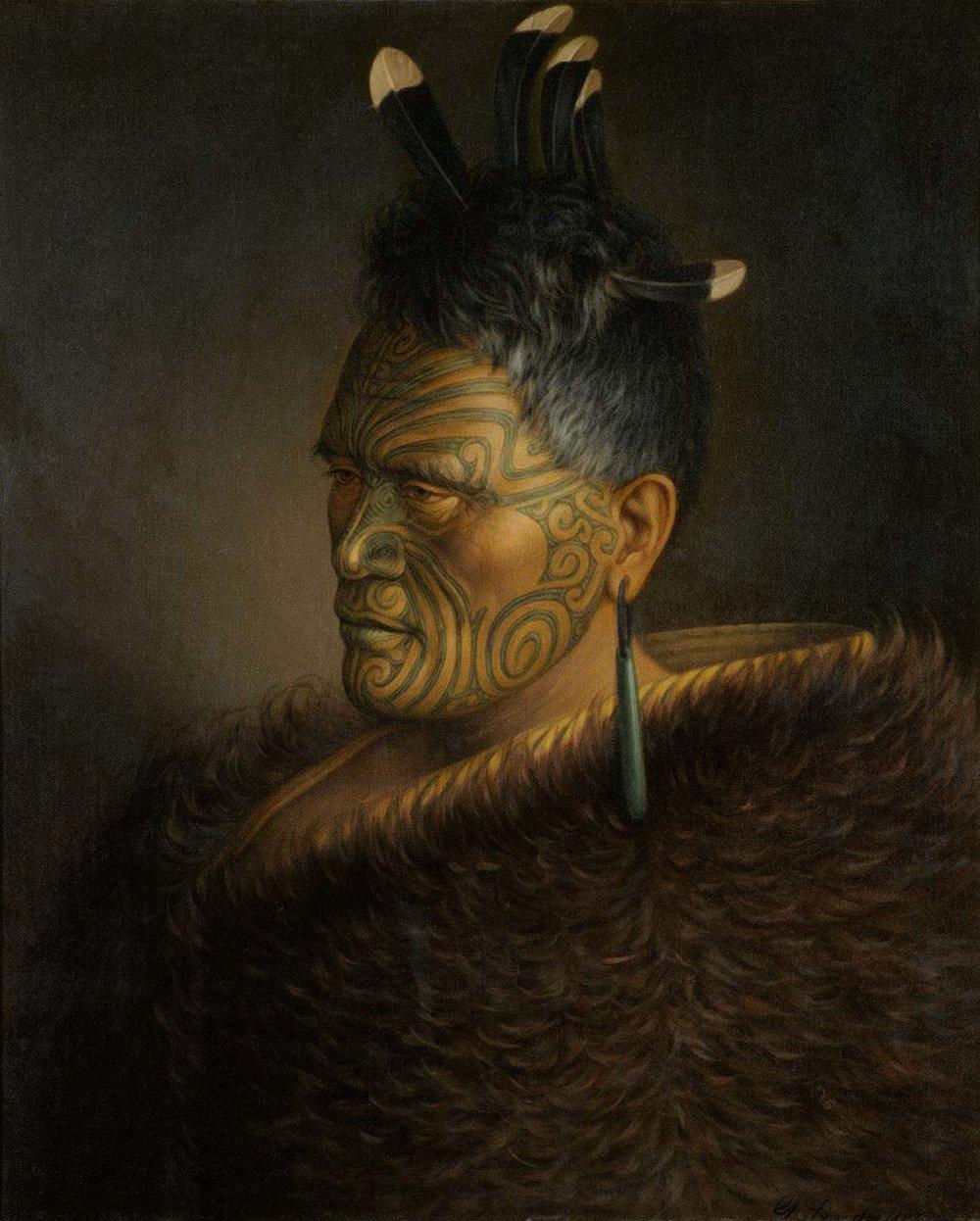 King Tawhiao Potatau Te Wherowhero.  Learn more here