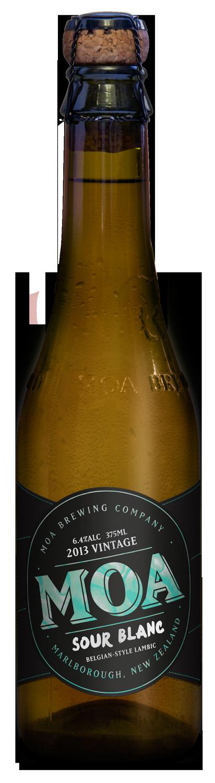 Moa Sour Blanc 2013 Vintage