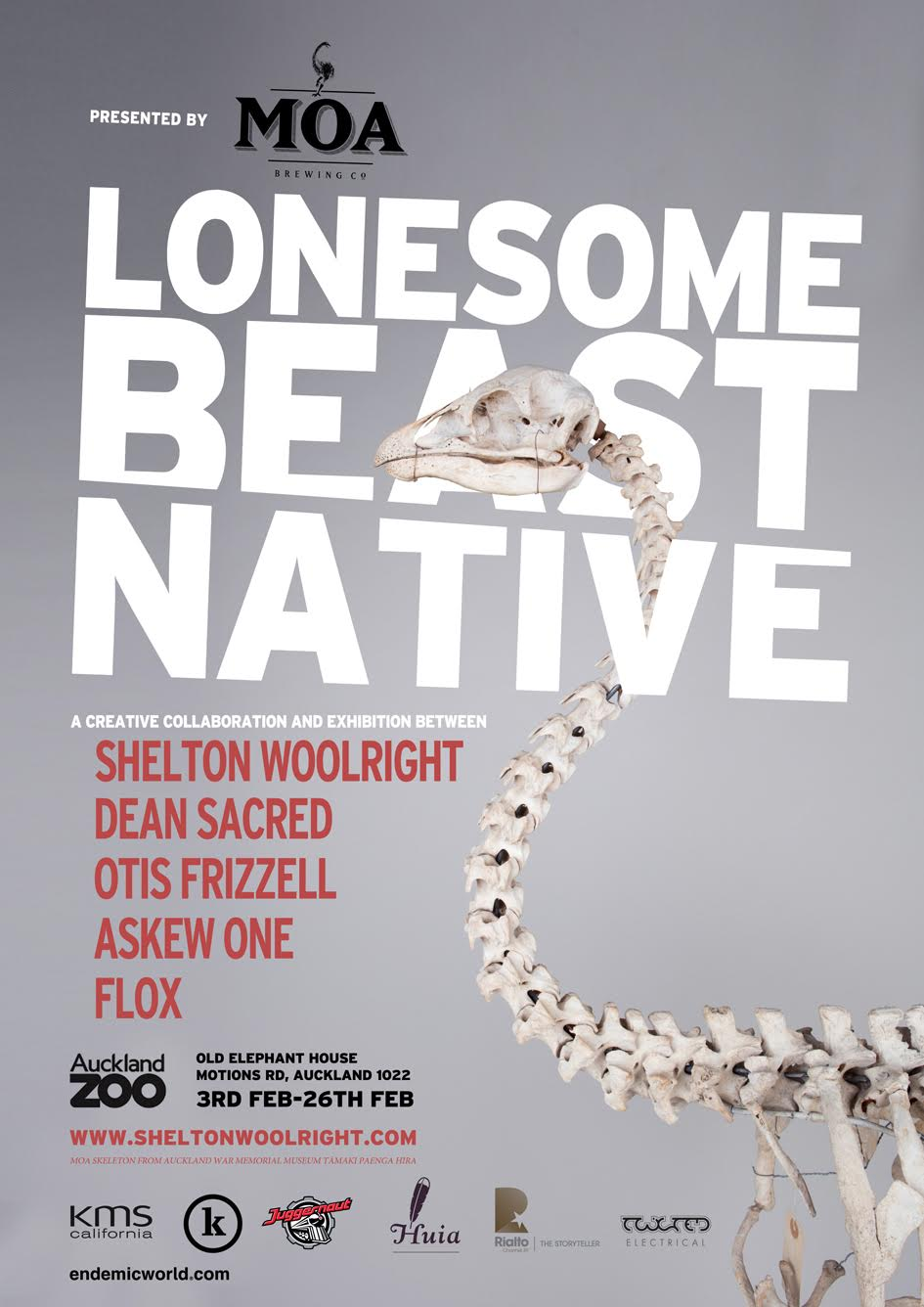 Lonesome Beast Native
