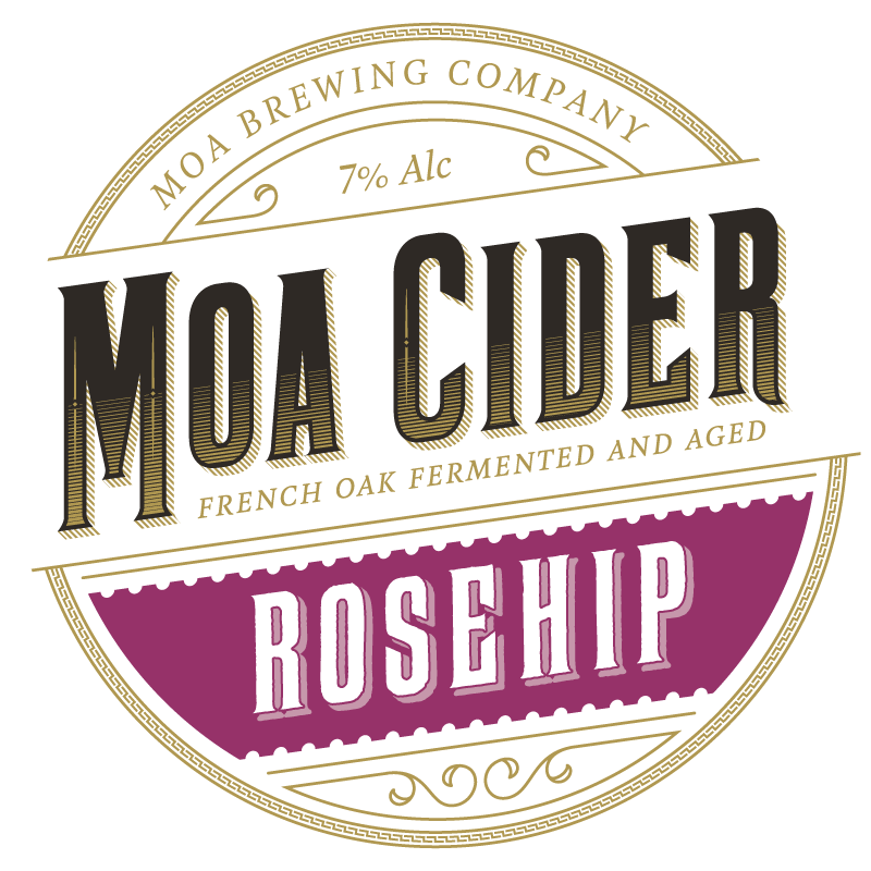 Moa Rosehip Cider