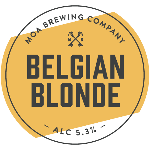 Moa Belgian Blonde