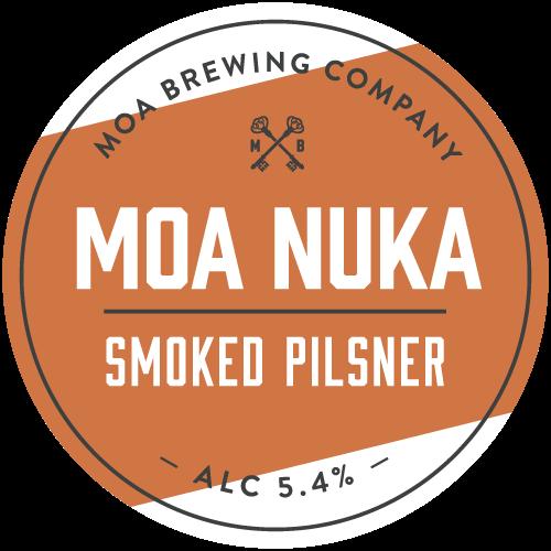 Moa Smoked Nuka