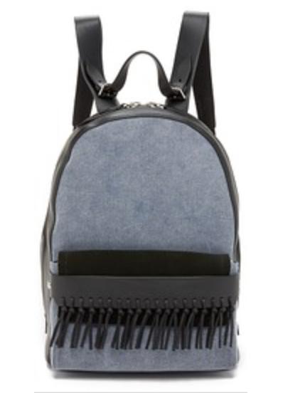 3.1 Phillip Lim Bianca Mini Backpack with Fringe ($1,025.00)