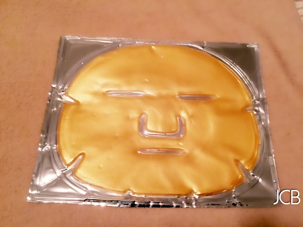 24KT Gold Bio-Collagen Facial Mask