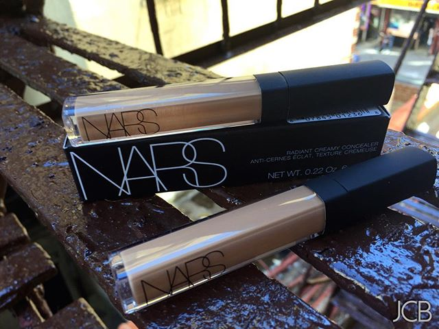 NOW ON THE WEB: THE LIST MY NARS COSMETICS MUST HAVE! @narsissist CREAMY RADIANT CONCEALER  is by Far one of  the best I've ever used! 😘😘 #cosmetics #style #luxury #highlights #versace #justconceptsbeauty #nyc #blogger #makeup #makeuplover #onfleek #followforfollow #like4like #narsissist #nars #makeupartistsworldwide #beautiful #productreview