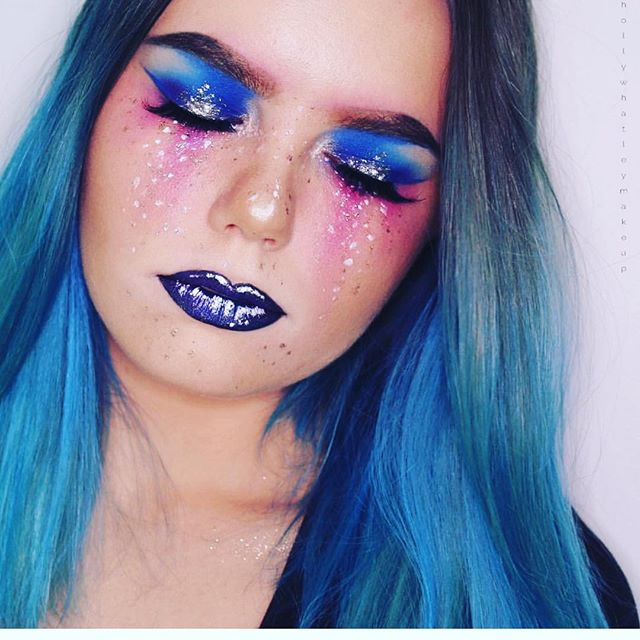 Stunning!!! 😊😊 Makeup By: @hollywhatleymakeup Love it!! Thanks for using our Hashtag Beauty!!!😘😘 #makeupaddict #makeupartistsworldwide #makeup #gorgeous #like4like #followforfollow #beautiful #beauty #onfleek #face #art #artist #luxury