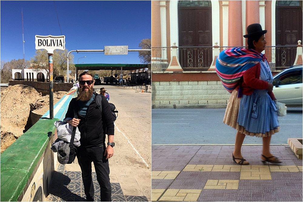 Welcome to Bolivia!