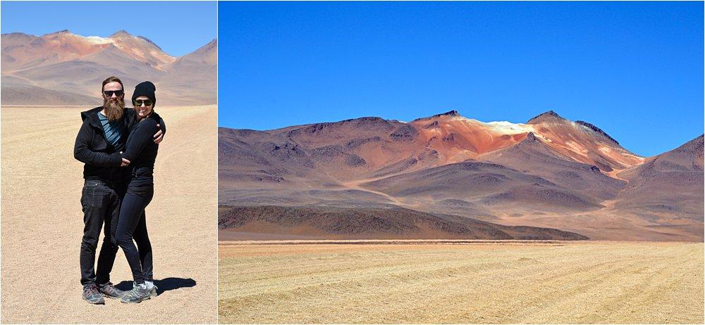 Salvador Dali desert