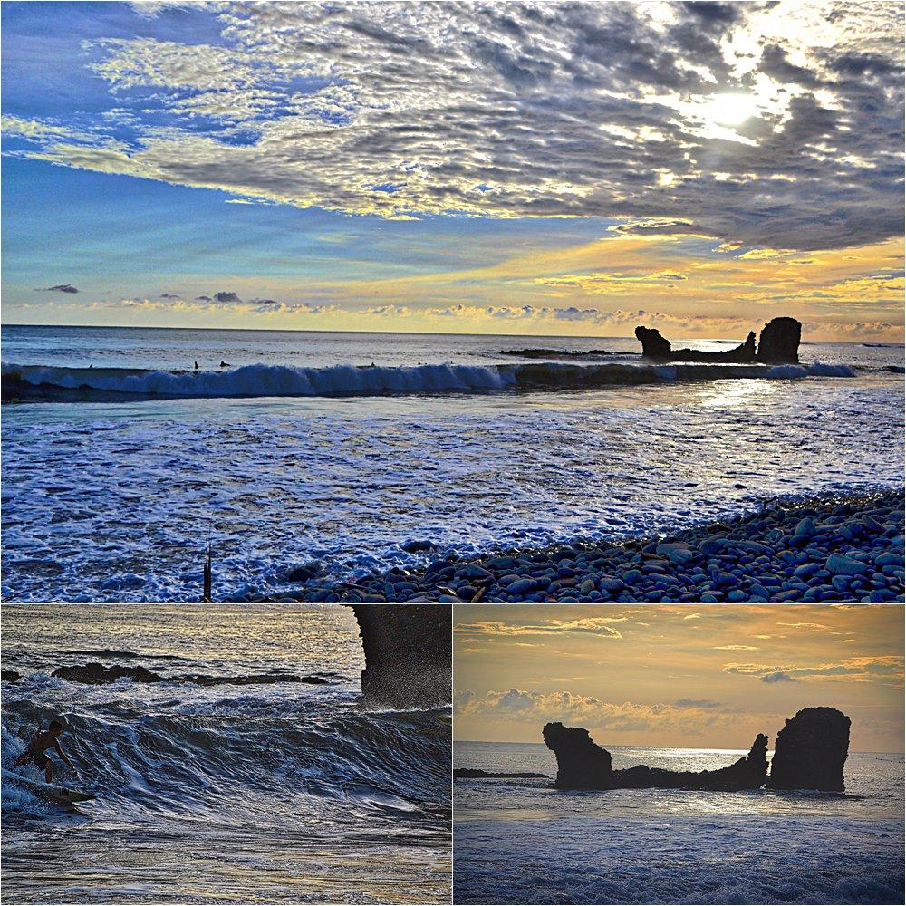 El Tunco-surfer's paradise
