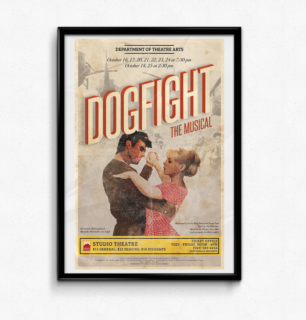 Dogfight - Theatrical Poster