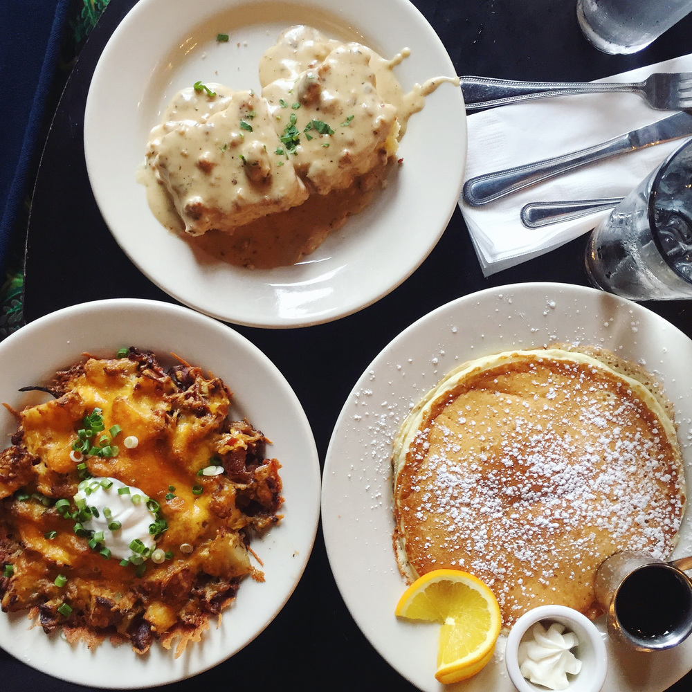 Portland Breakfast Food Editing Apps