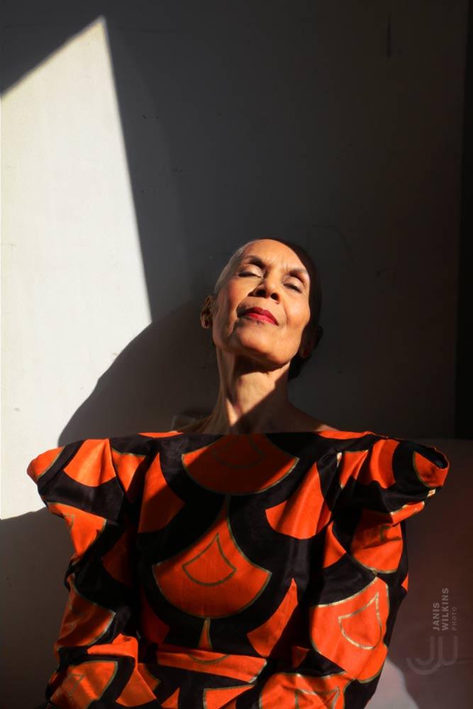 Carmen de Lavallade for Rizzoli.