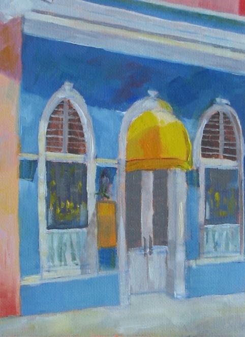 """San Juan Doorway  8"""" x 6"""""""