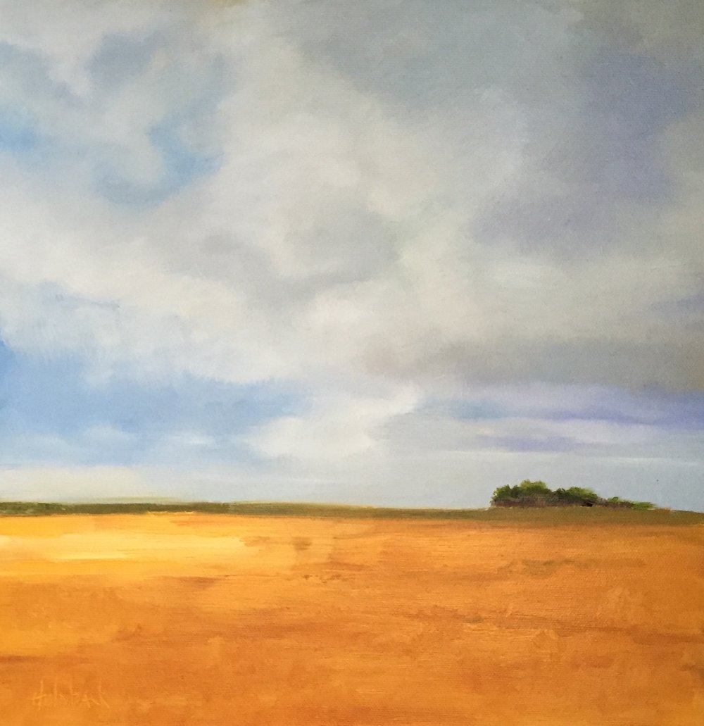 "Morning Light  12"" x 12""  ""Best Of Show""  Grasslands Inspiration IV, Greeley, CO"