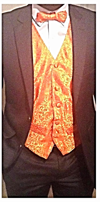 """L~Bows"" - Couture Bow Ties & Vest"