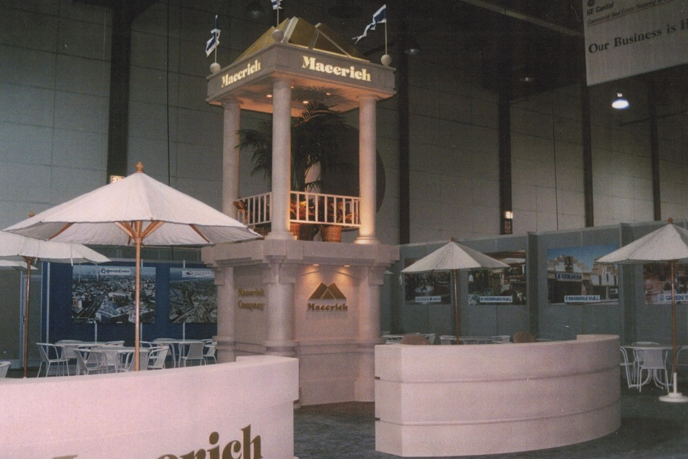 Macerich Activation Scene