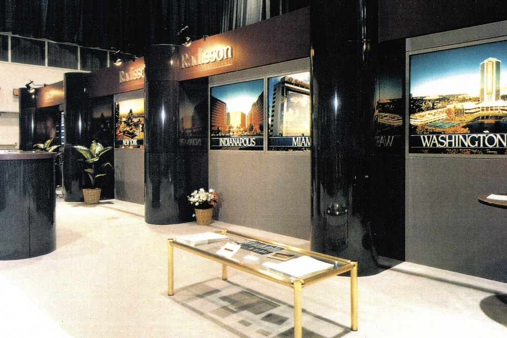 Radisson Exhibit
