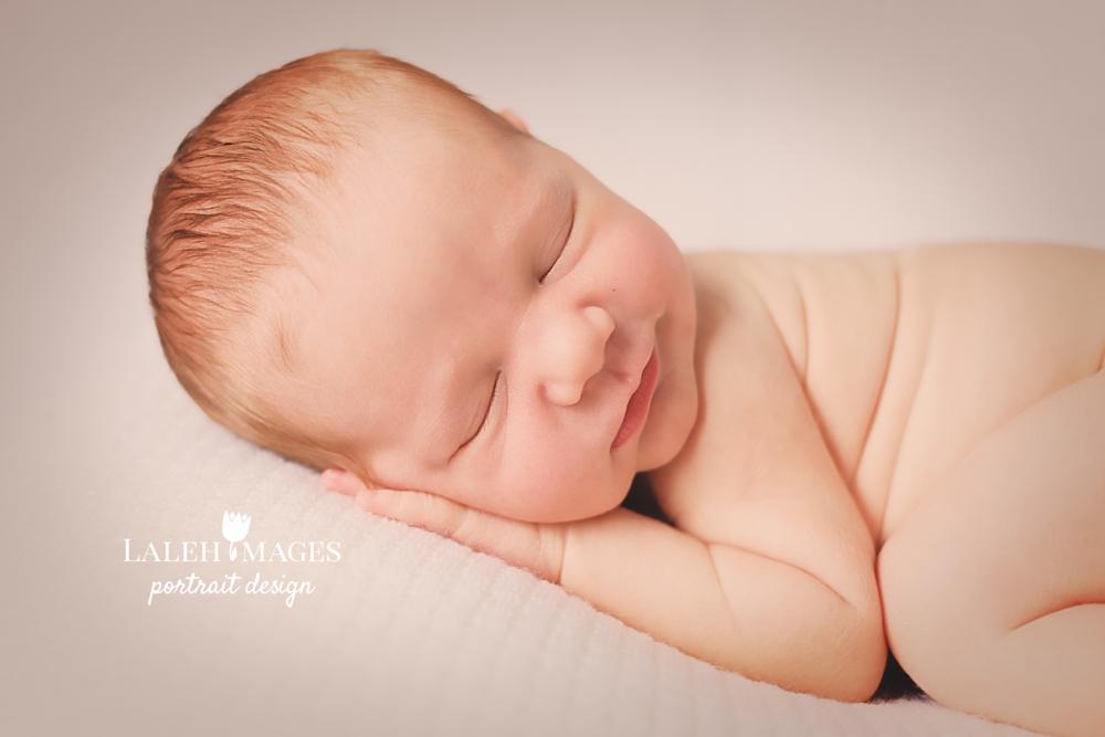 Newborn Baby Ike