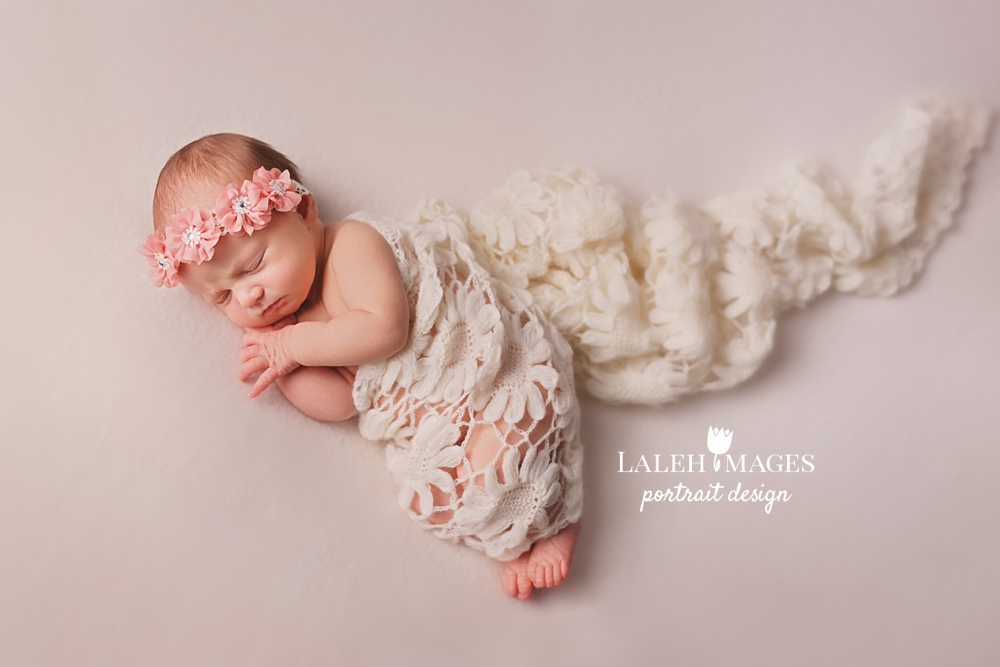 Newborn photo Sadie