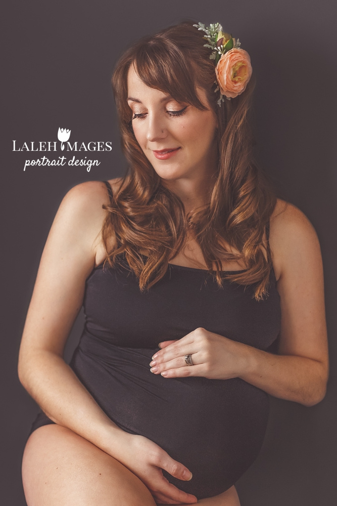 Studio Maternity Photos
