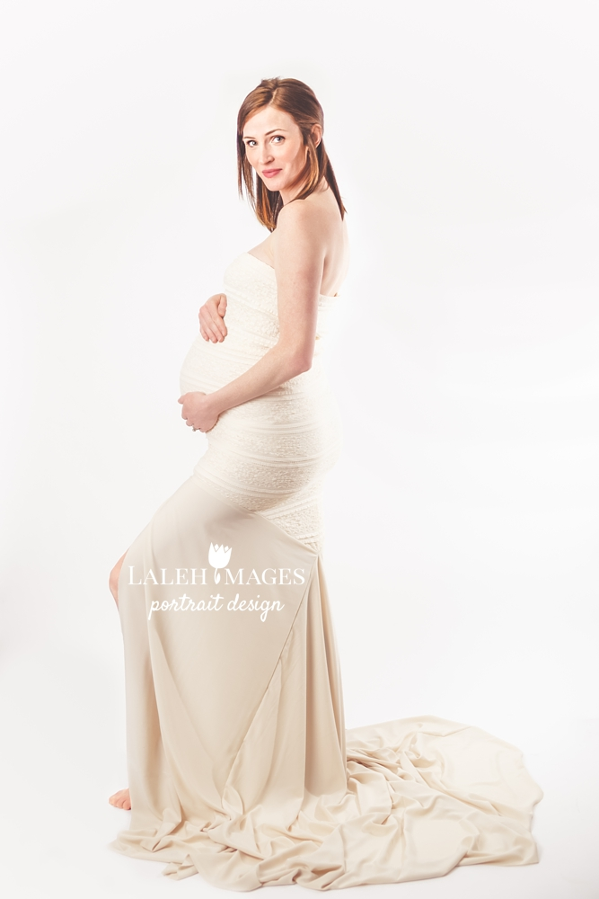 Glamour Maternity in Studio