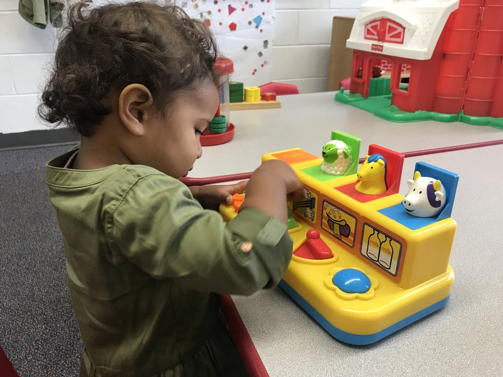 NEW CLASSESfor13-25 month old babies - Starting January 2018.