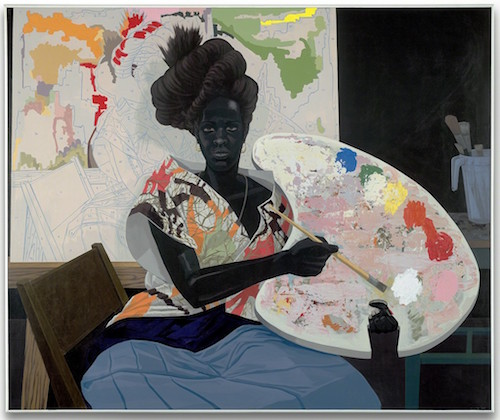 'untitled (painter)' (2009) Kerry James Marshall