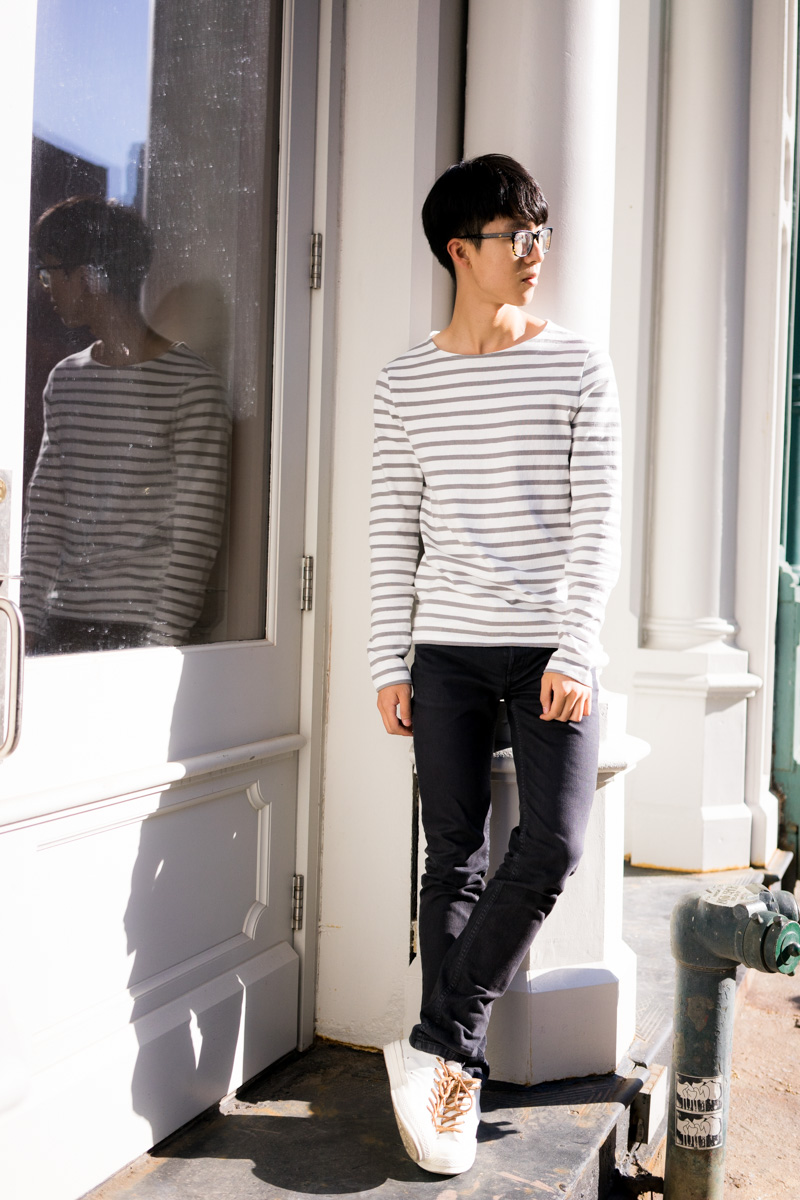 Le Sycomore_Tribeca_acne studios_uniqlo