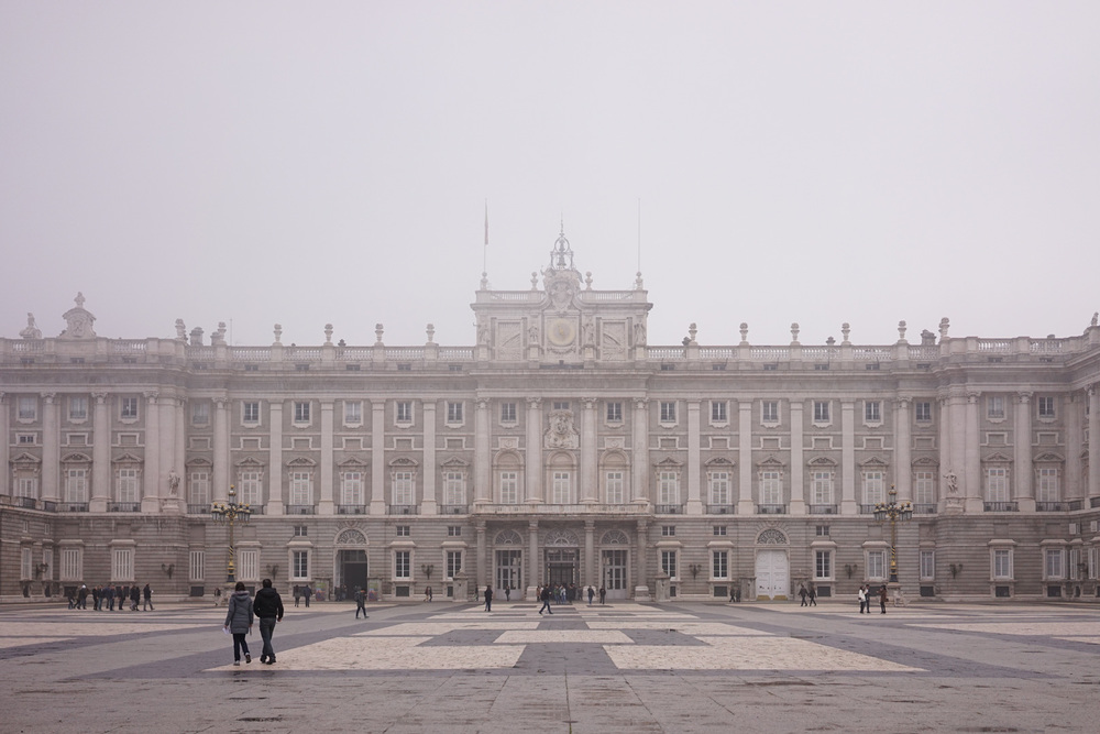 The Palacio Real de Madrid (Royal Palace of Madrid) is the official residence of the Spanish Royal Family. But in fact the King does not live there anymore.