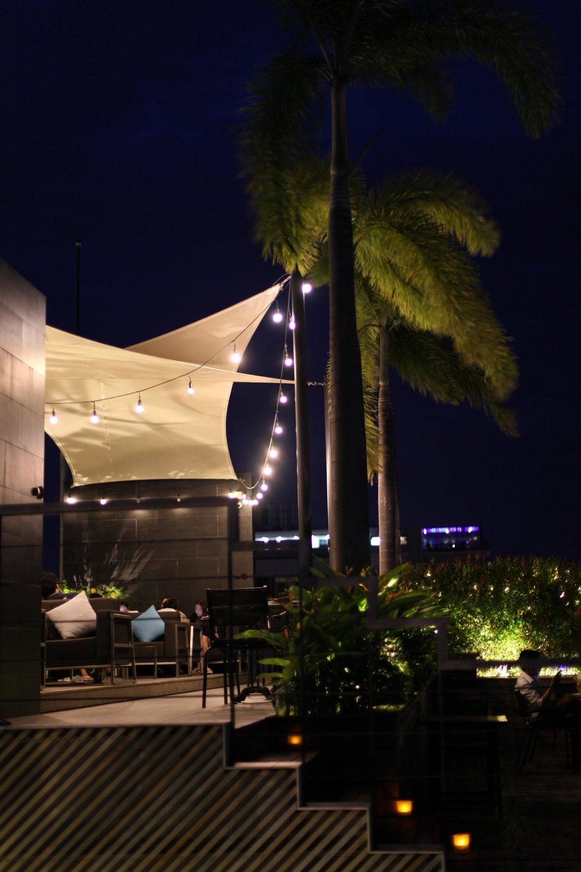 Aquarius Hotel Phnom Penh le sycomore