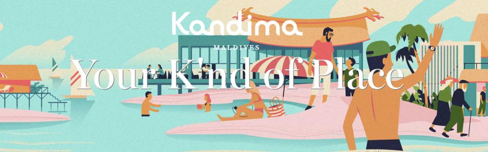 Courtesy:  Kandima Website
