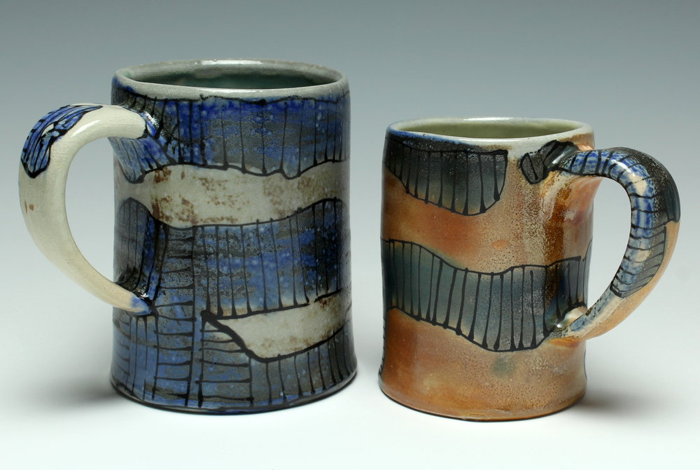 Mugs with Lines