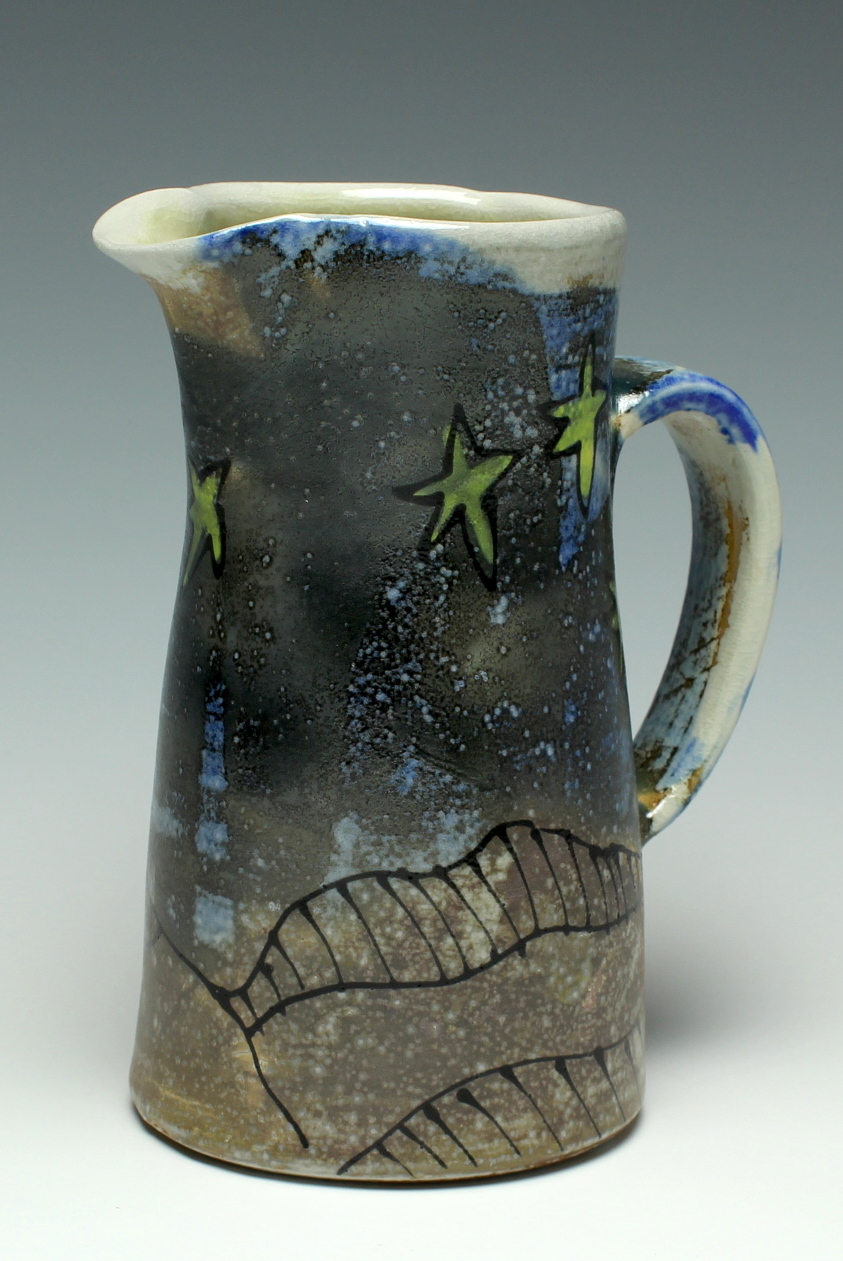 Starry Pitcher