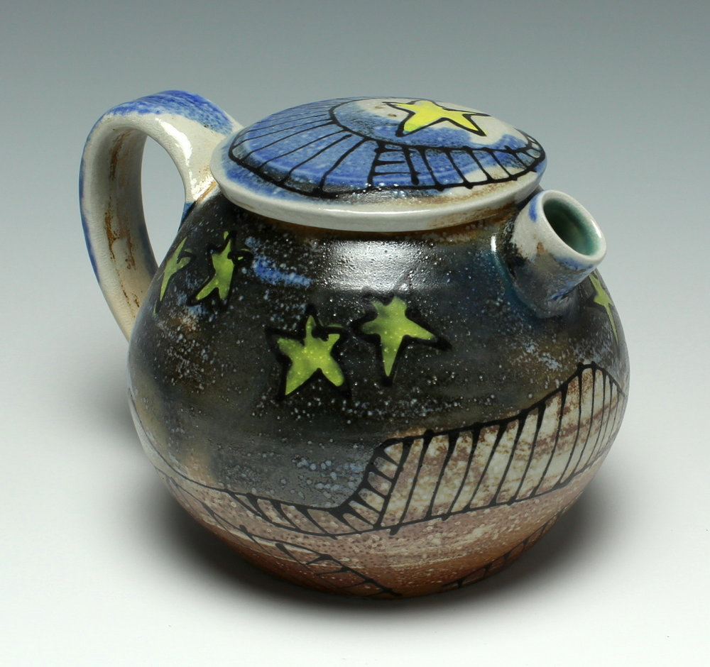 Starry Teapot