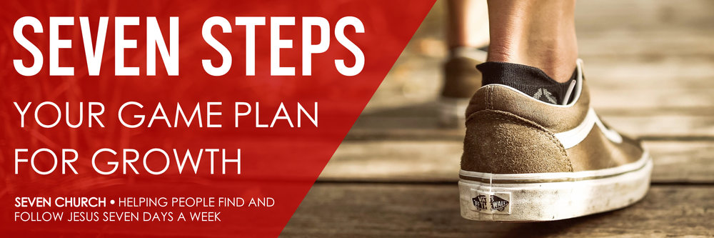 Seven Steps - Your Game Plan for Growth