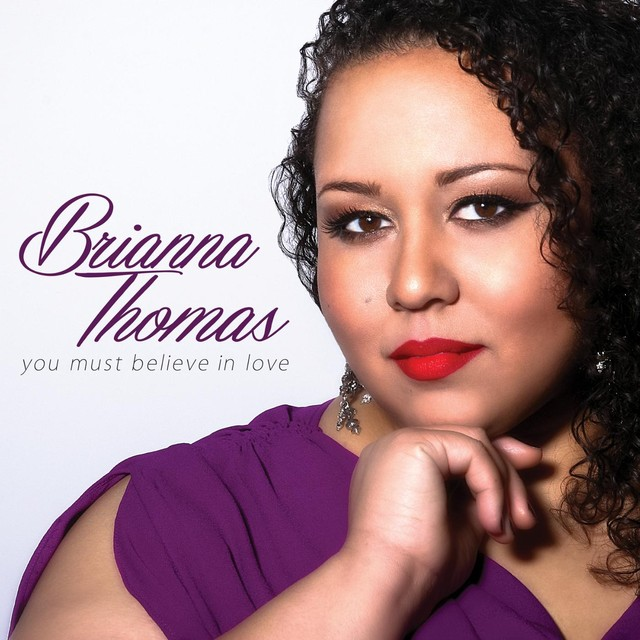 Brianna Thomas New York Jazz Vocalist