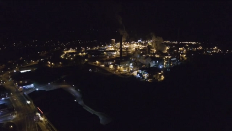 Nightcrawler-inspired video of Trail, B.C. - CBC Radio West