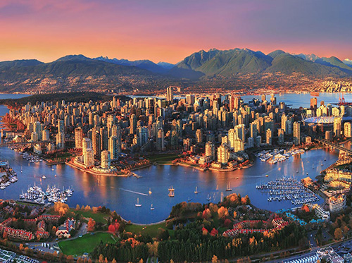 Vancouver Volume XIII—TBD - Location TBD