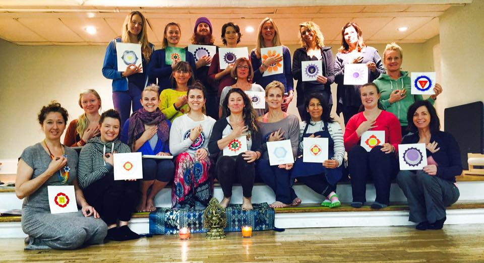 Chakra Yantra Painting Training at Devanadi