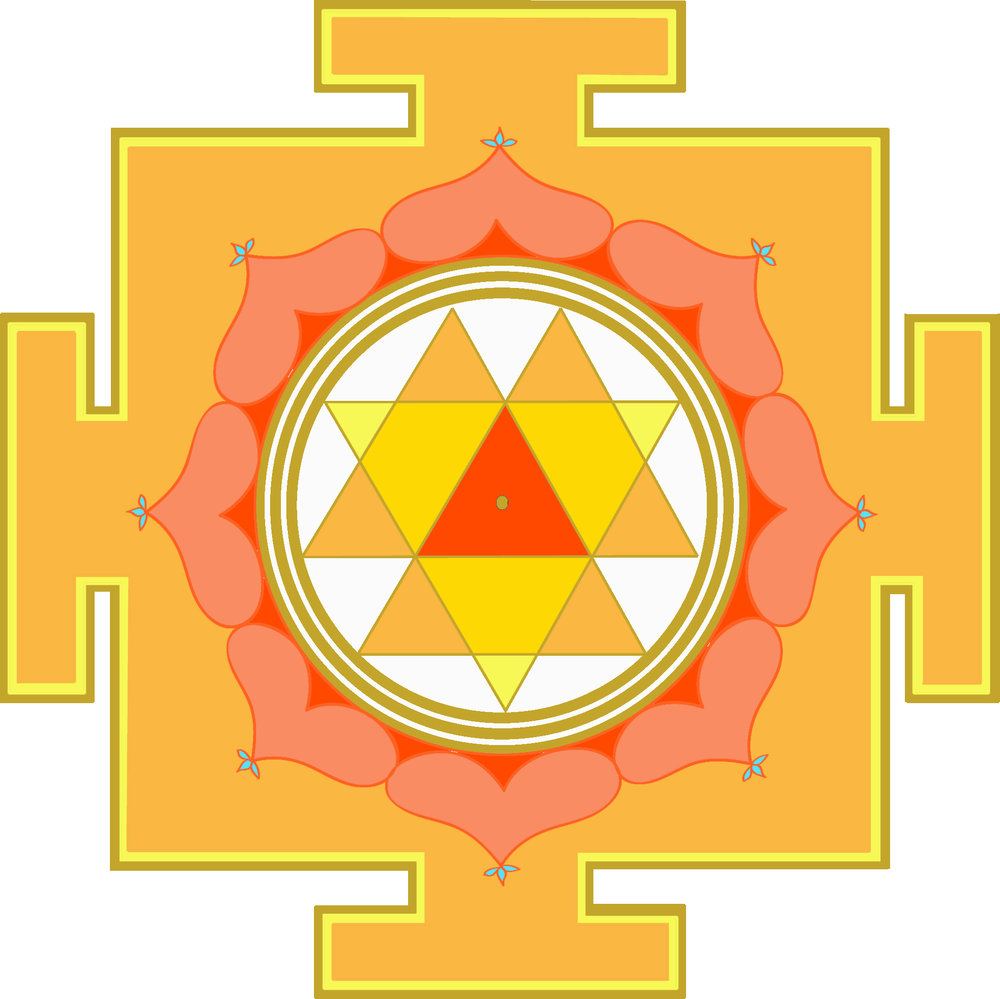 Durga Yantra Tutorial for Invincible Courage