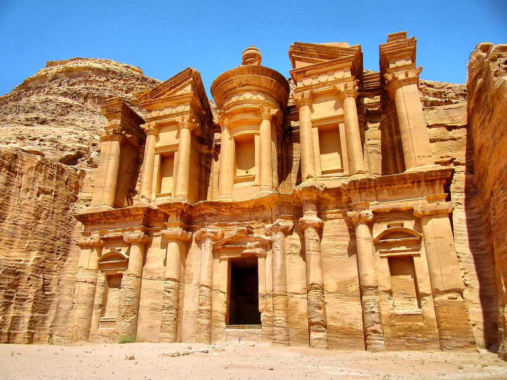 The Treasury gets all the press, but the Monastery is the crown jewel of Petra.