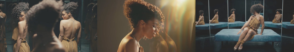 LIANNE LA HAVAS | GREEN AND GOLD