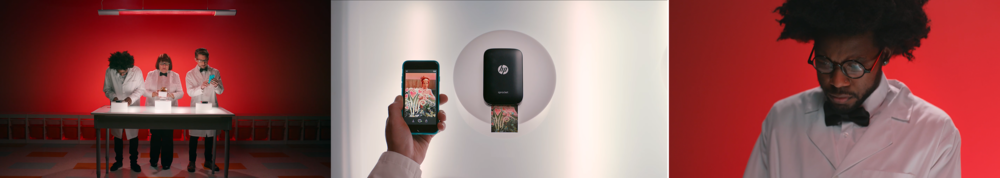 HP | SPROCKET PRINTER